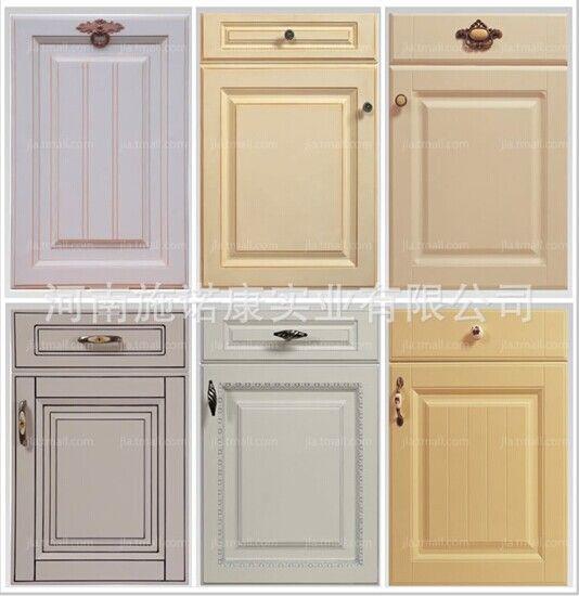 橱柜门板 吸塑门板 欧式风格门板造型