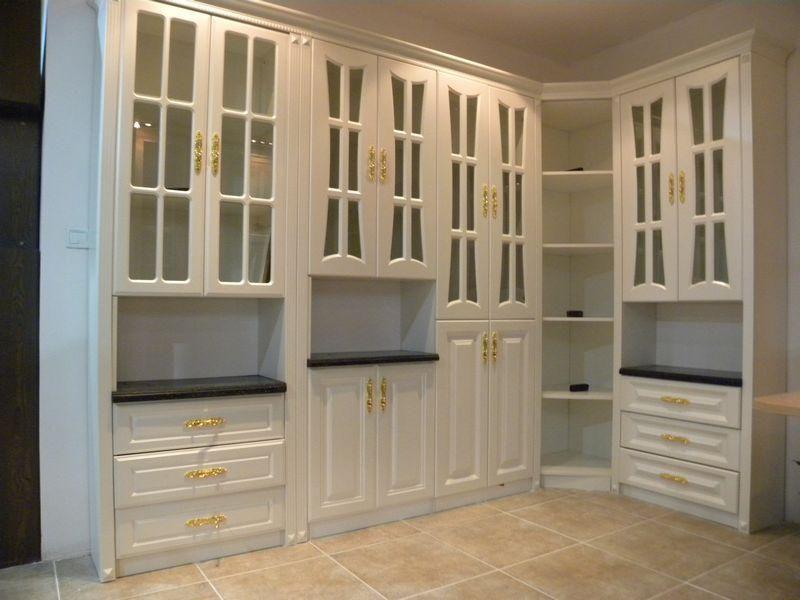 定制家具 -酒柜 鞋柜 等板式家具图片