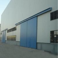 安徽钢木门,工业钢大门,工业推拉平移门