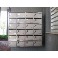 合肥小区信报箱 不锈钢信报箱 意见箱