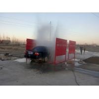 甘肃金诺捷工程车洗轮机  兰州白银张掖渣土车冲洗机