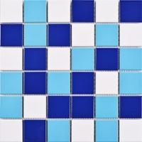 陶瓷马赛克泳池砖适用各类泳池水池温泉池