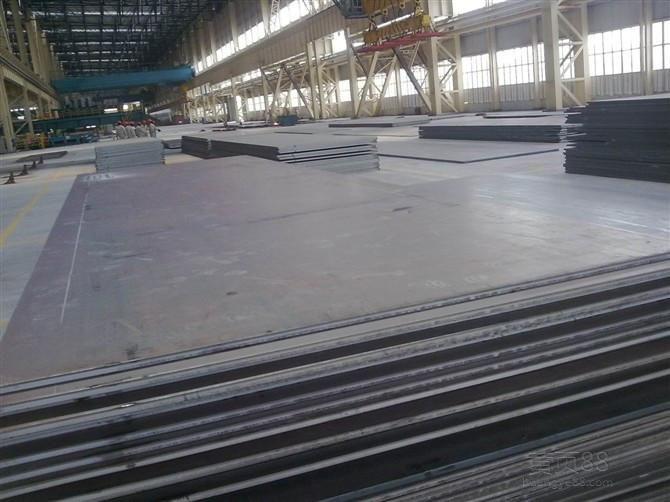 Q345系列鋼板批發價、q345熱軋鋼專賣-- 寶鋼