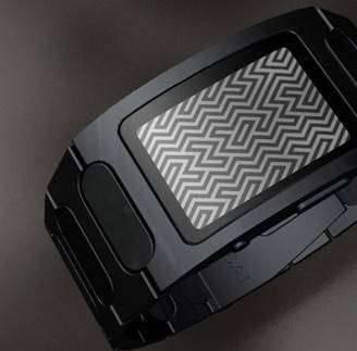 光学迷宫腕表