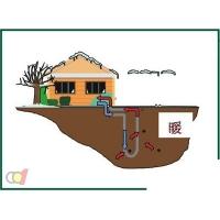 地源热泵节能潜力大 农村