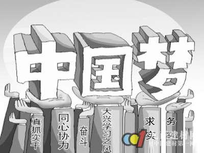 中国梦的世界意义