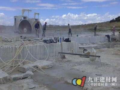 新疆石材发展又上新台阶