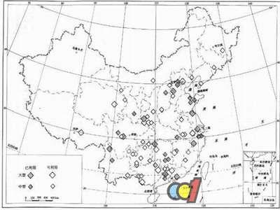 我国大理石储量分布以及种类介绍
