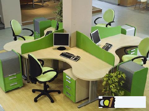 办公家具新趋势:主张生活化