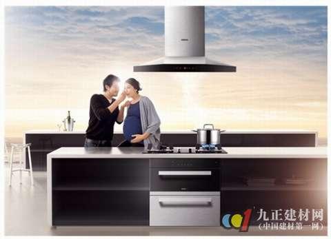 厨电产业步入技术创新的井喷期