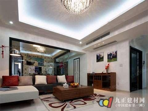 客厅吊顶装修效果图 美丽装饰给你浪漫之家