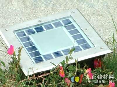 日本研发出新一代太阳能瓷砖