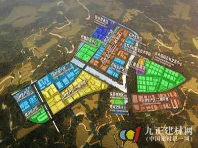 """东升南通国际石材产业城荣膺""""2014年度中国石材行业十大交易市场"""""""
