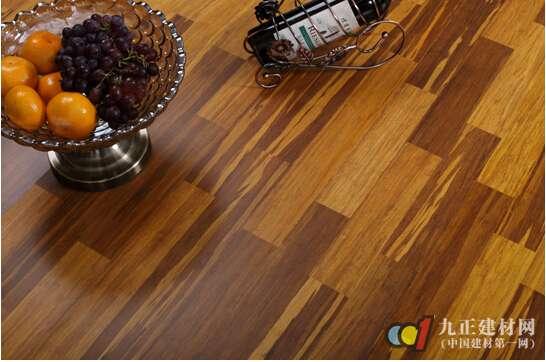 竹外桃花三两枝——圣象三层重组竹木地板中国元素系列春节畅销