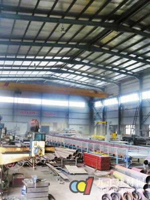 中国石材机械暨辅料交易中心正式开业