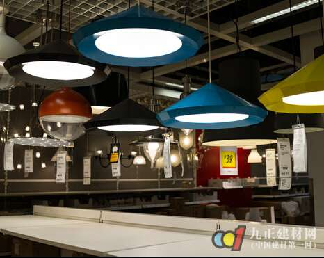 LED照明灯光为实体零售店带来怎样的颠覆?
