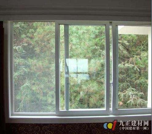 纱窗安装图片