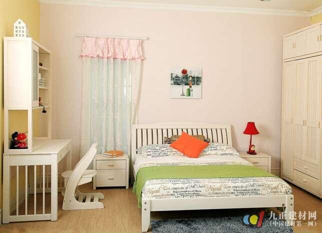 儿童房颜色搭配效果图