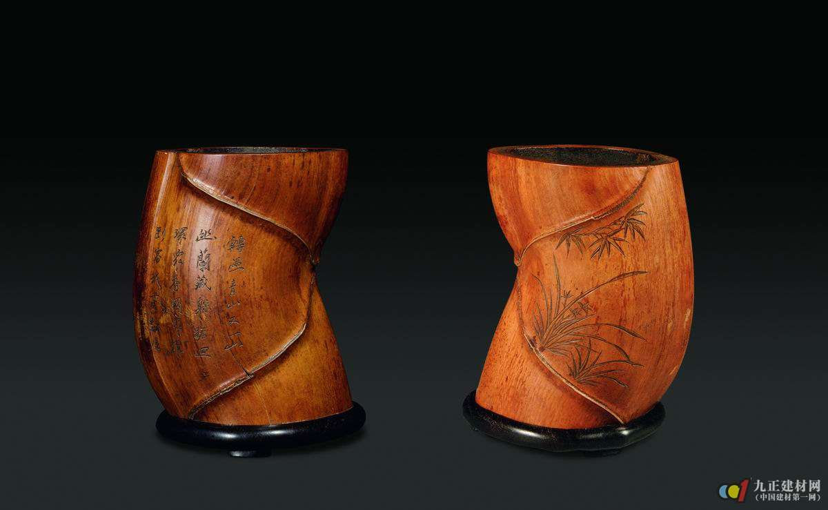 竹雕工艺品效果图