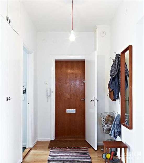 吊顶 2015走廊吊顶装修效果图   炫酷的门厅玄关装修 走廊相当于房屋