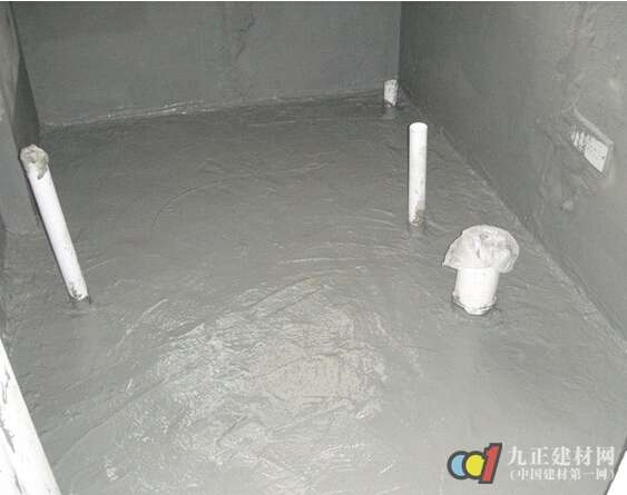 卫生间地面防水装修高度