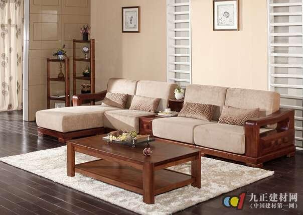实木沙发好嘛 实木沙发尺寸价格 实木沙发十大品牌 家具百科 九正建材