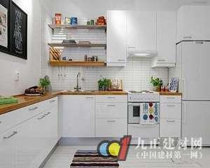 小户型整体厨房怎么装修