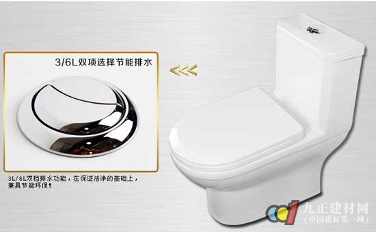 抽水马桶如何选购 安装 清洁保养 抽水马桶的工作原理 组成结构 种类