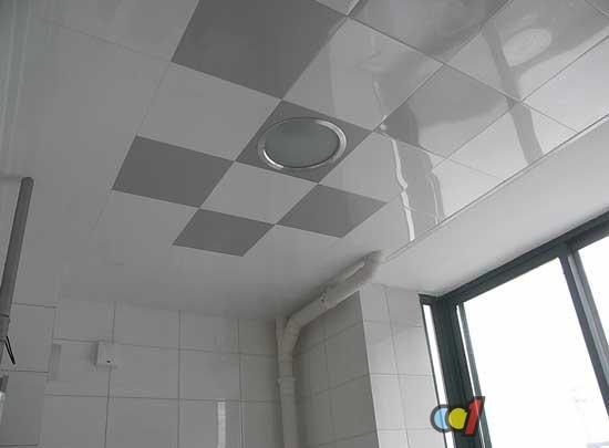 铝扣板吊顶如何安装
