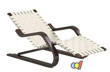 红点设计奖 水滴躺椅