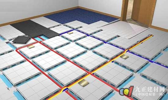 网络地板的种类 特点 网络地板的适用范围 网络地板如何选购 安装 维护