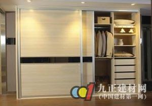 大衣柜内部结构 大衣柜尺寸要求 大衣柜效果图 家具百科 九正建材网