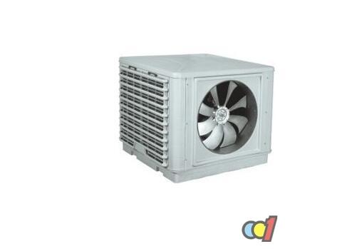 【水蒸发空调机】 - 水蒸发空调机降温原理
