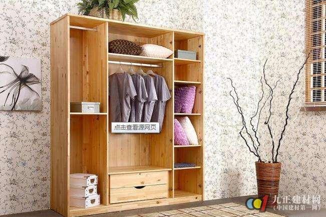 卧室缺一角_【木质衣柜】 - 木质衣柜的保养禁忌_木质衣柜的选购方法_木质 ...