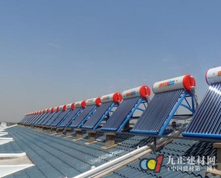 """造成太阳能热水器""""寿命""""不长的原因分析"""