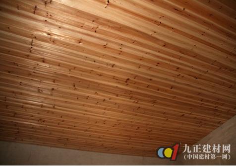 杉木板吊顶装修效果图