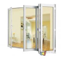 玻璃折叠门