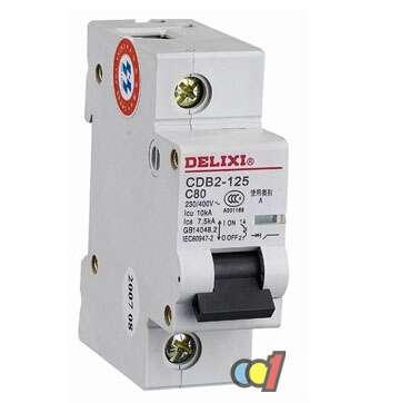漏电保护器家用电路图空气开关