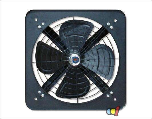 【工业排气扇】 - 工业排气扇工作原理
