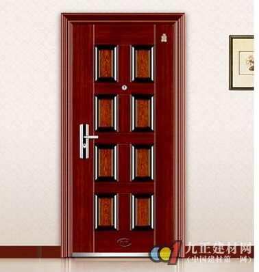 丁级防盗门图片