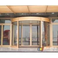 弧形玻璃门
