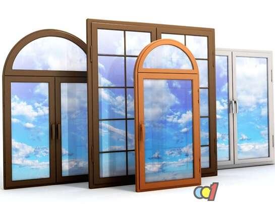 塑料窗图片