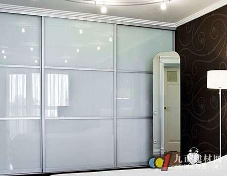 衣柜玻璃门图片