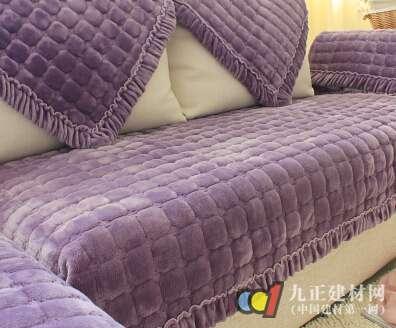 沙发罩怎么裁剪图解