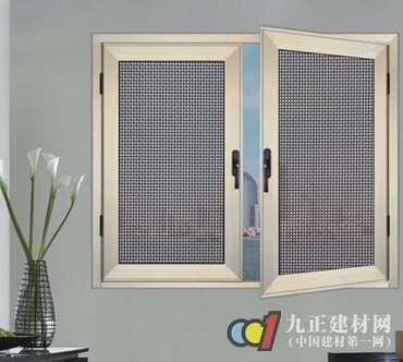 不锈钢纱窗图片
