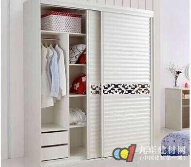 家具百科 衣柜 > 推拉衣柜   衣柜推拉门的导轨高度直接影响到衣柜门