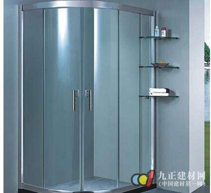 淋浴房玻璃门图片