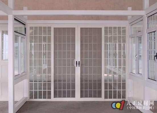 隔音玻璃门图片