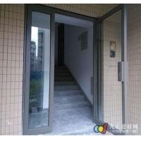铝合金玻璃门