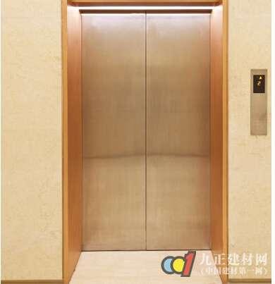 电梯门图片